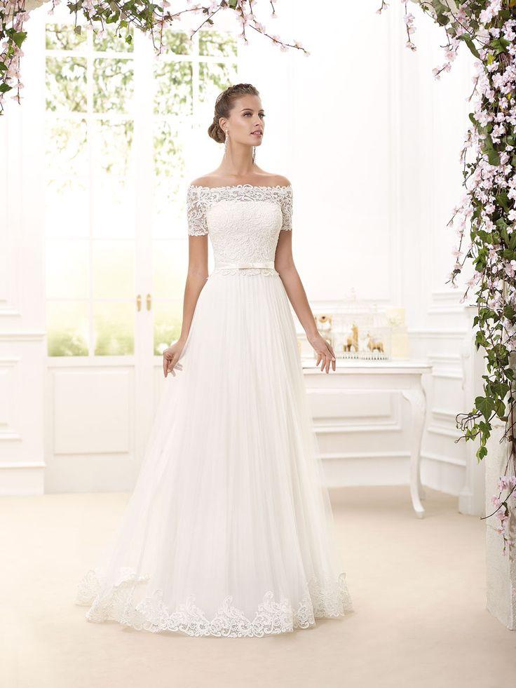 """Über 1.000 Ideen zu """"Fließende Hochzeitskleider auf Pinterest ..."""