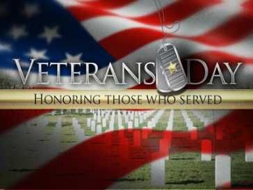 veterans day sign quotes | PowerPoint template for preaching about VeteransDay