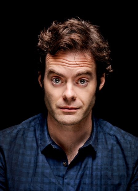 "Bill Hader: ""My grandfather and my dad were really good at giving me confidence and saying, 'That was really good.'"""