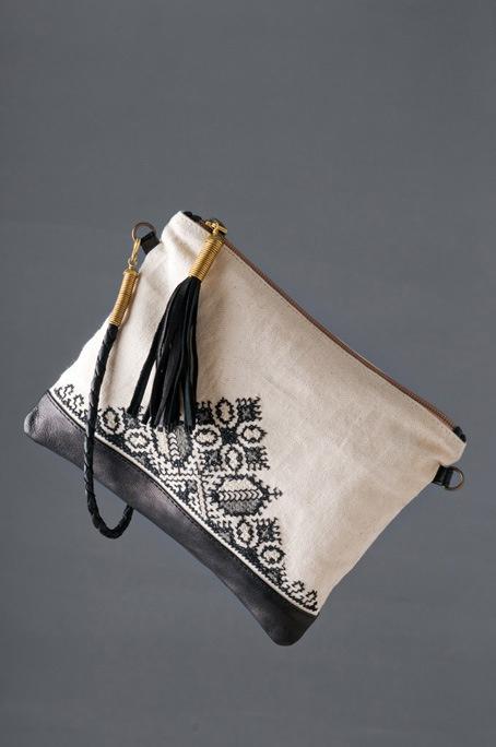 Danica Cosic Design Moroccan embroidery