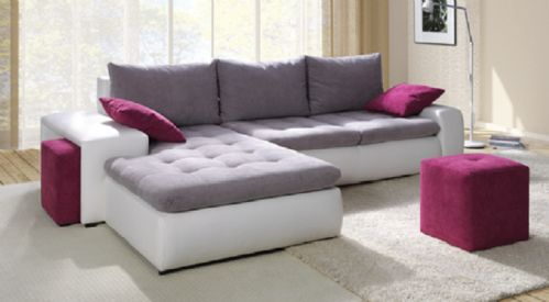 MATEO Corner Sofa Bed