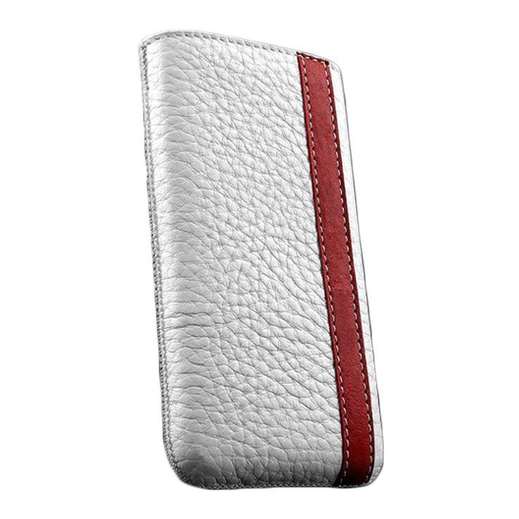 Accessori eleganti per l'iPhone 5 Bianco