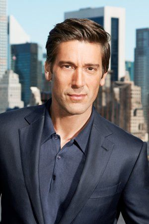 David Muir is the reason why I love watching ABC news!!!