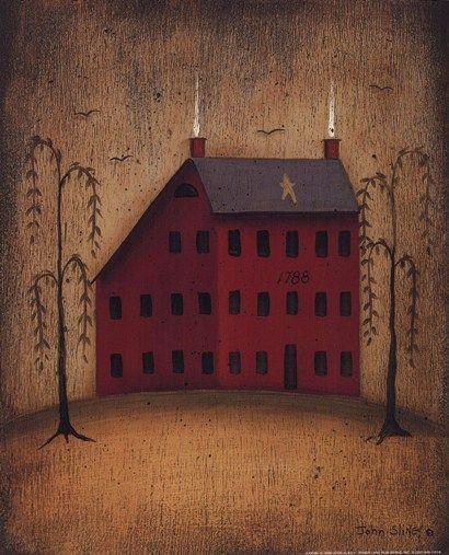 John Sliney, artist