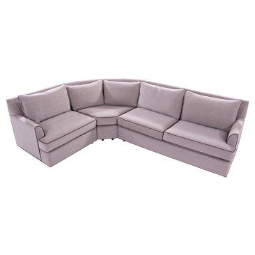 Check out this item at One Kings Lane! Capris Sectional Sofa