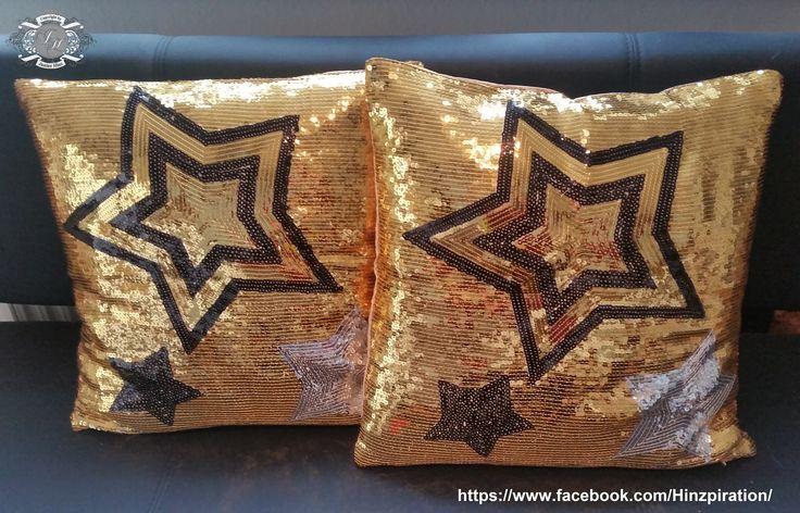 Pailletten-Kissen von Bonprix