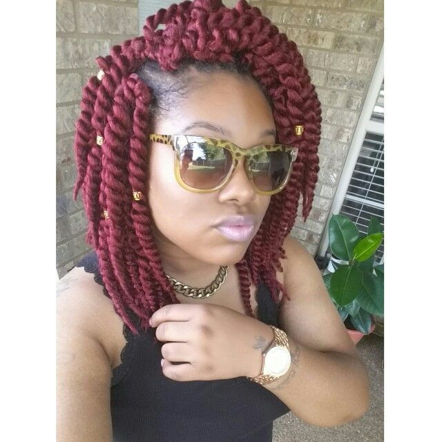 jumbo senegalese twist  Google Search  Hair Envy  Braids Curly braids Braid in hair extensions