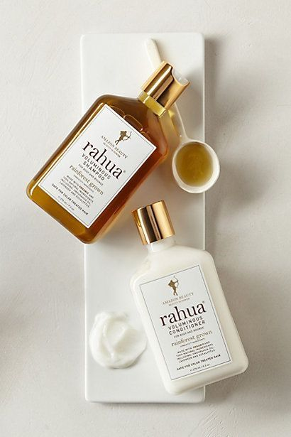 Founded by renowned New York colourist Fabian Lliguin and his wife Anna Ayers, Rahua has set the standard in organic and natural haircare. The range is lovingly made with organic, natural, and 100% plant derived ingredients. Each product is vegan, non-toxic and free from parabens, sulfates and gluten.