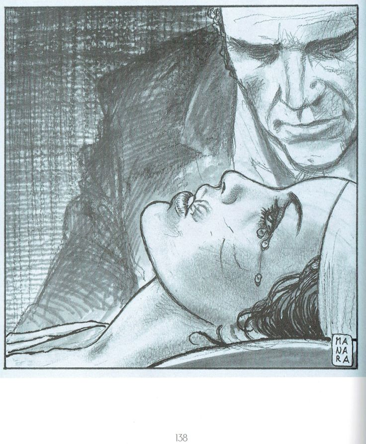 Manara Maestro dell'Eros-Vol. 22, La letteratura illustrata-138
