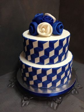 Video tutorial with info and instructions on how to decorate an optical illusion cake with modeling chocolate by Wicked Goodies