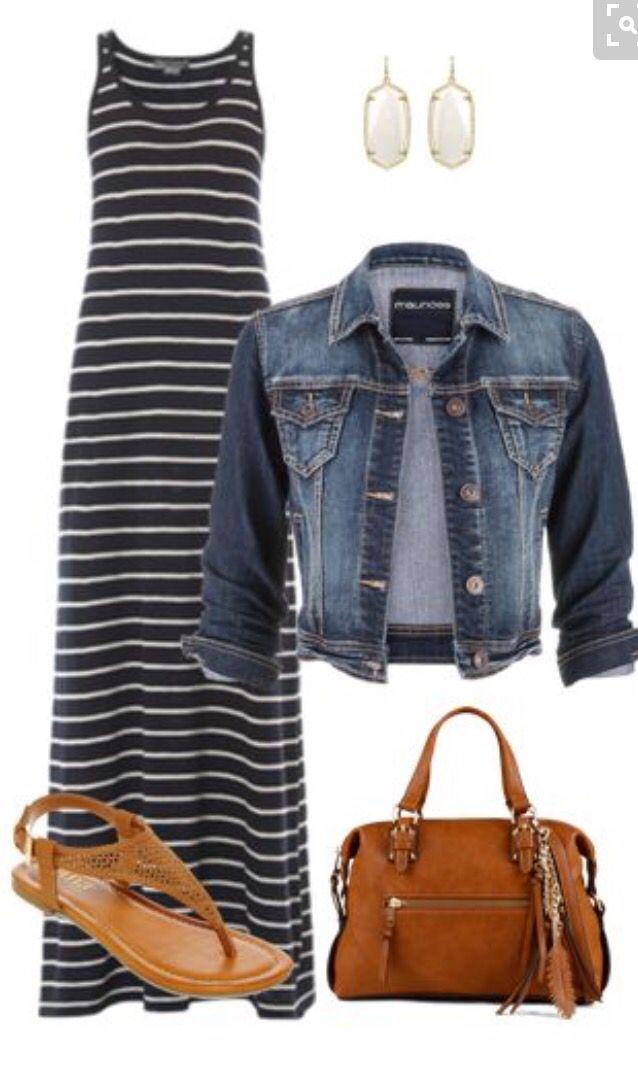 Cute spring outfit. Stitch fix ideas