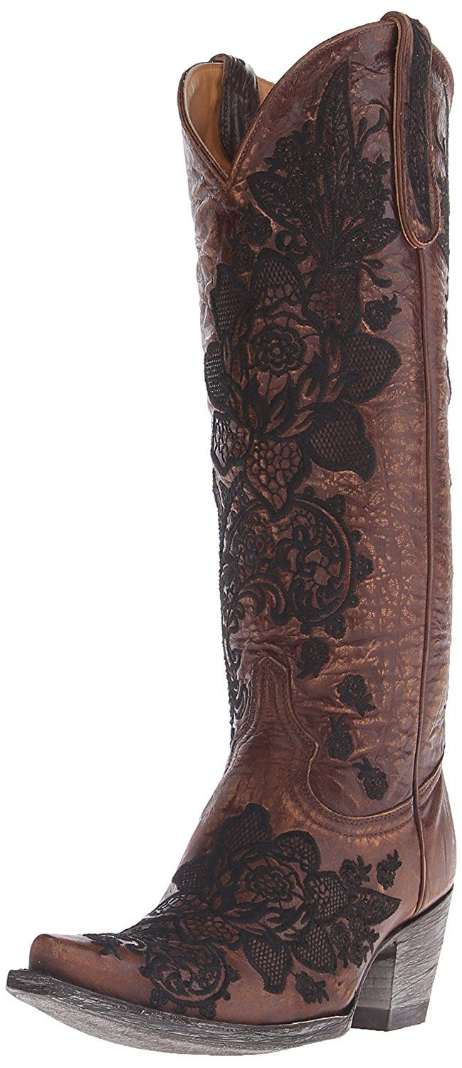 1000+ ideer om Western Boots For Women på Pinterest   Cowgirl boots