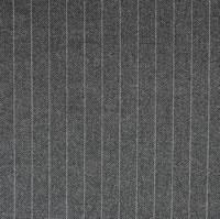 1CM Grey Pinstripe