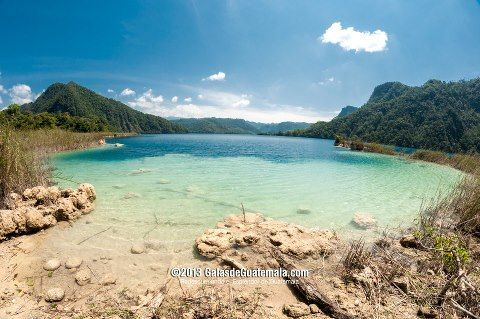 Lagoon Nentón, Huehuetenango. Photo by Maynor Mijangos   Only the best of Guatemala