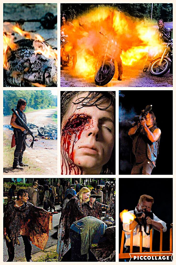 The Walking Dead Season 6 Episode 9 'No Way Out'