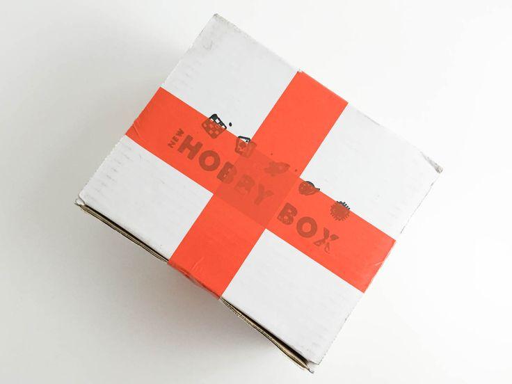 New Hobby Box | My Subscription Addiction