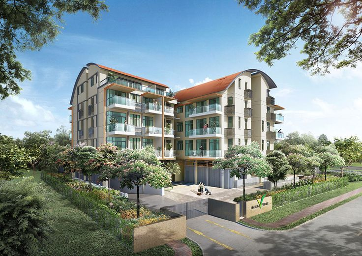 FloraVille PropertyFactSheet New condo, Condominium