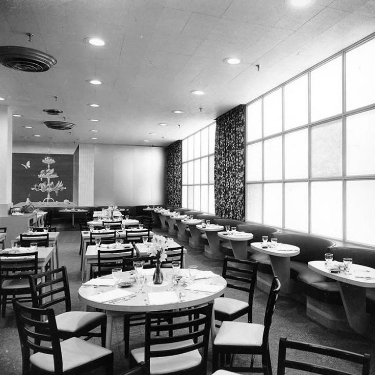 111 Best Department Store Luncheons & Tea Rooms Images On