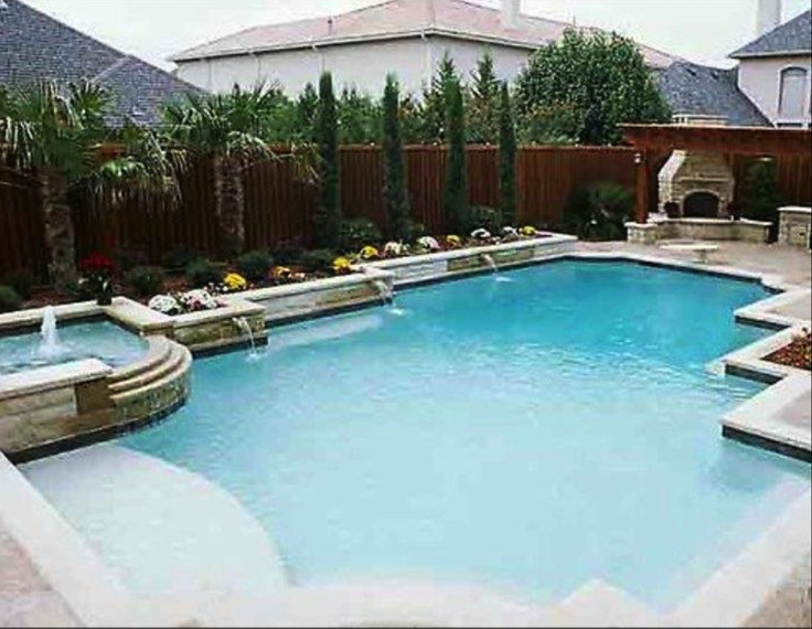 39 Best Our Pools Images On Pinterest Pool Builders