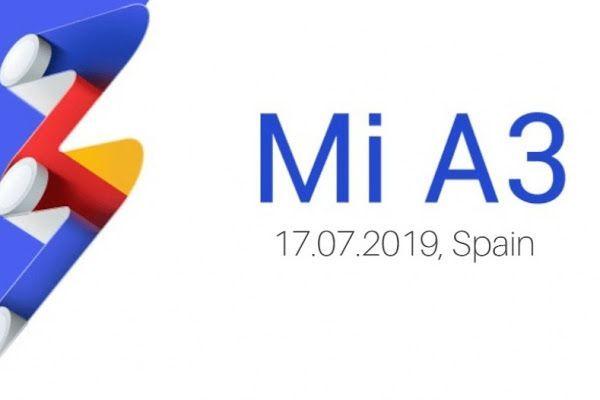 إعلان تشويقي جديد من شاومي لإطلاق هاتف Mi A3 في إسبانيا