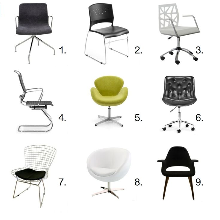 Best 25 Best office chair ideas on Pinterest Ikea desk chair