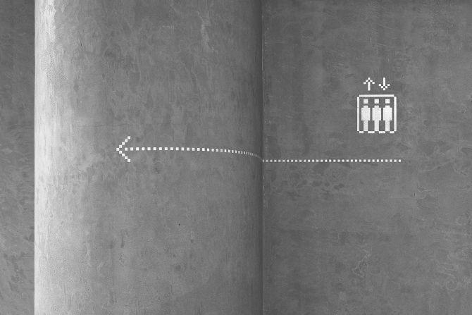 市原湖畔美術館サイン計画 - IROBE DESIGN INSTITUTE もっと見る