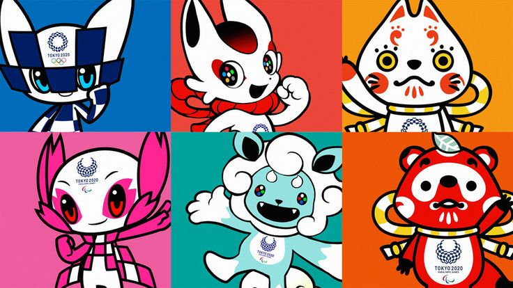 Japan's Olympic mascot hopefuls are all winners | Creative Bloq