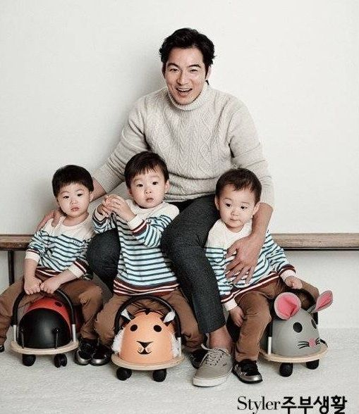 Daehan, Minguk, Manse with Song Il Gook | Styler Jubu Lifestyle