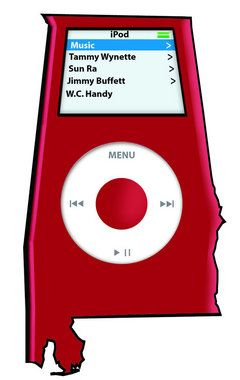 25 Best Songs by Alabama Artists   By Jon Busdeker   The Huntsville Times   May 16, 2010