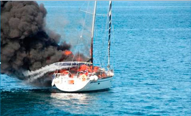 31 de julio de 2015: ¿Cuántos accidentes al año sufren las embarcaciones de recreo en España?