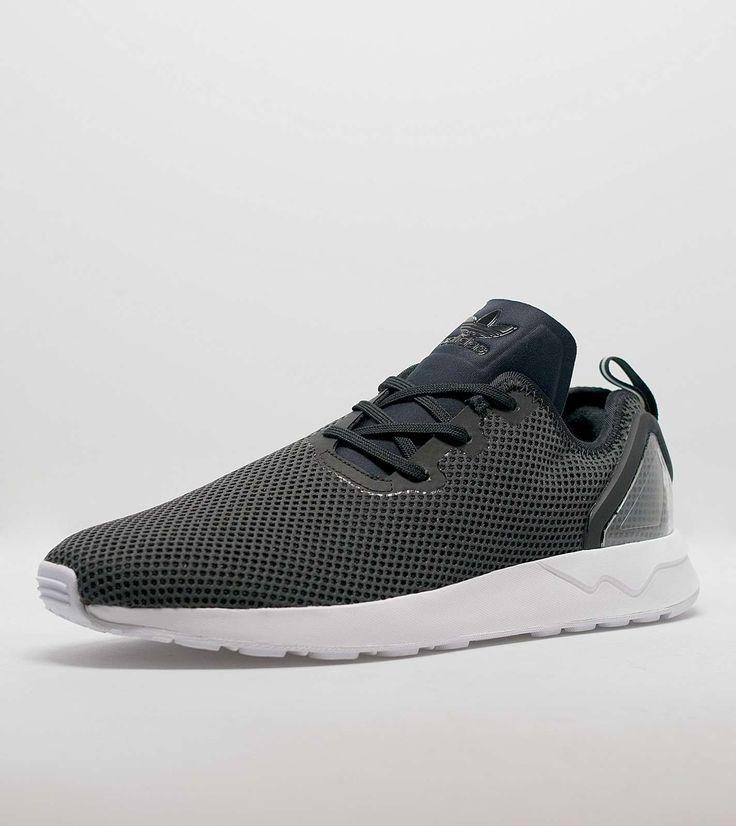 Casual Red Dexterous Price Unisex Adidas Flux Breathable Running Shoes Red October