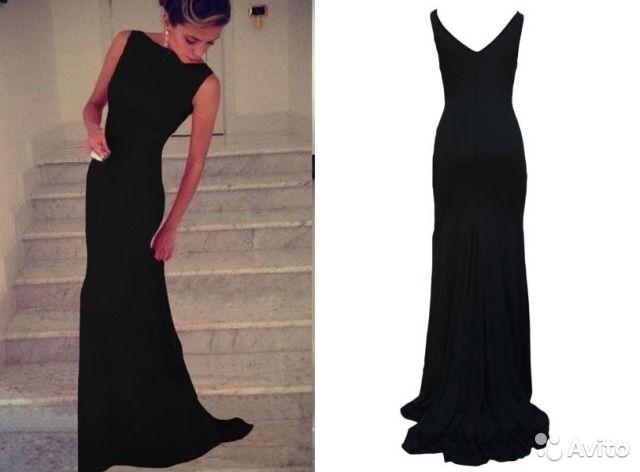 Модные вечерние длинные в пол, короткие платья