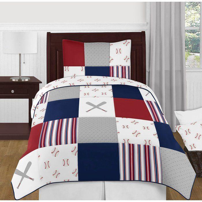 Baseball Patch Comforter Set Comforter Sets Baseball Themed Bedroom Queen Size Comforter Sets