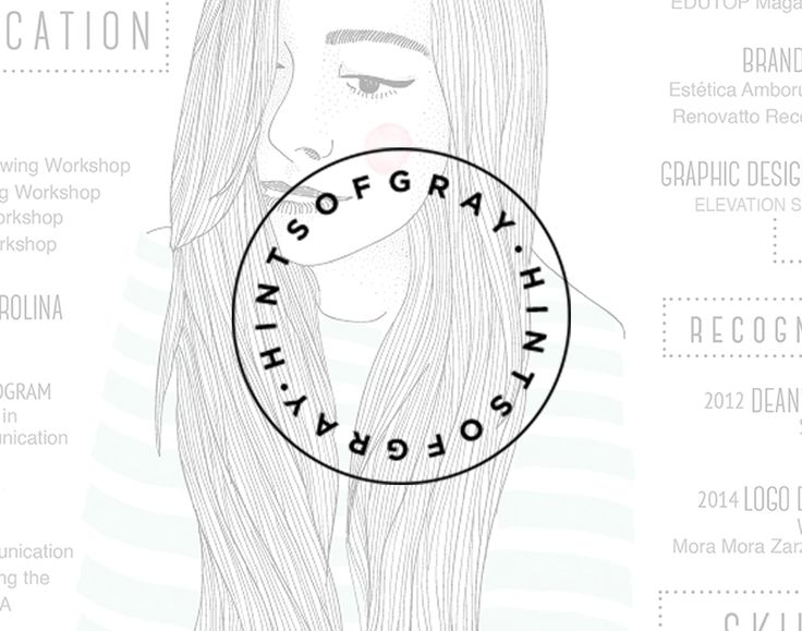 33 best Resume Template Designs images on Pinterest Resume - how to do a great resume