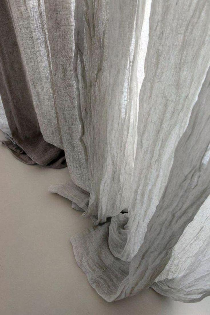 Meer dan 1000 ideeën over lange gordijnen op pinterest   hoge ...