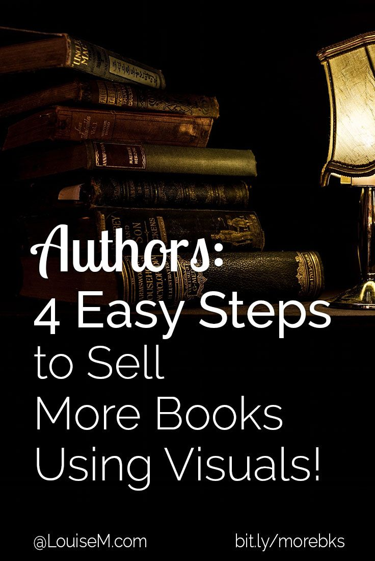 How to Sell More Books with Images | #selfpub #selfpublishing #IndieAuthor