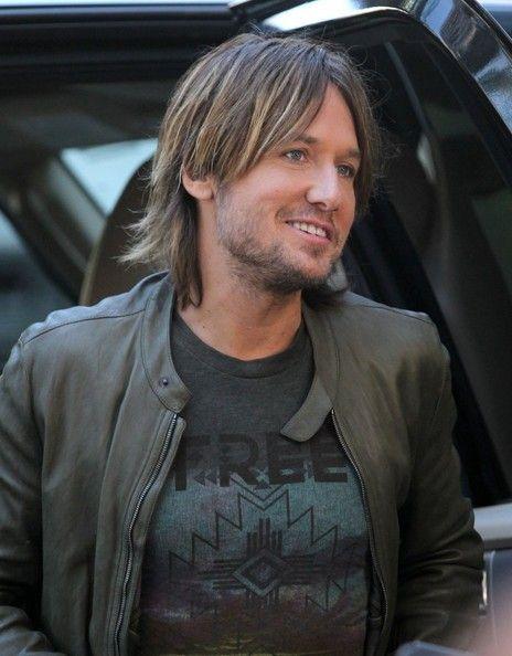 Keith Urban - 'American Idol' Judges Prepare for Boston Auditions