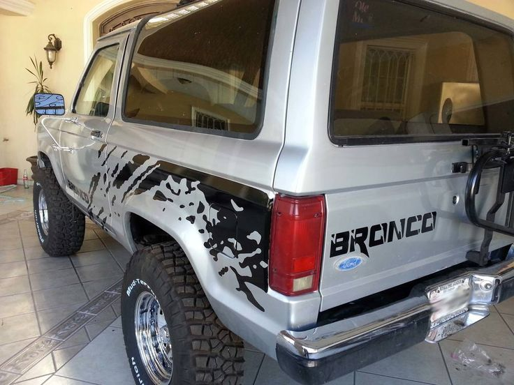 This is my 1988 Ford Bronco II. When I bought it, it was almost useless. My friends told me that I was crazy, but slowly and with many parts from LMC, I have transformed it into my favorite toy. It is the first time that I bought from LMC to rebuild a truck and