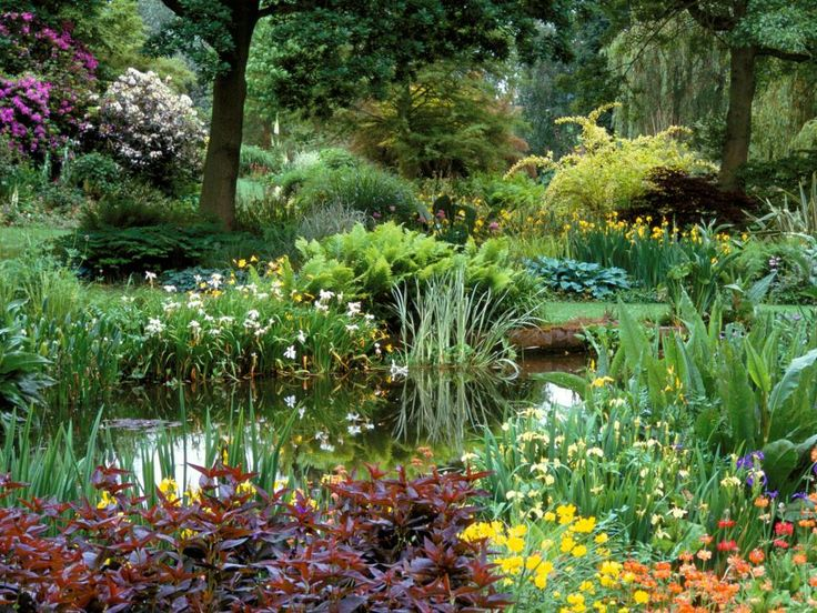 158 best images about yard and garden layout for Tranquil garden designs