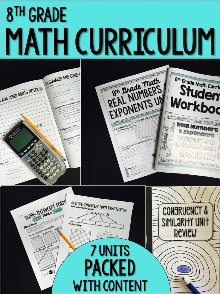 1000  ideas about 8th grade math on pinterest