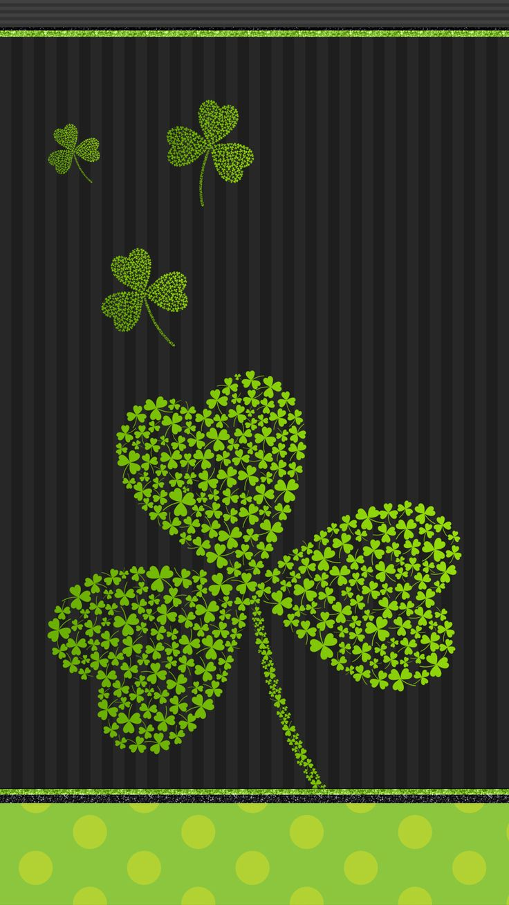 iPhone Wall: St.Patrick's Day tjn