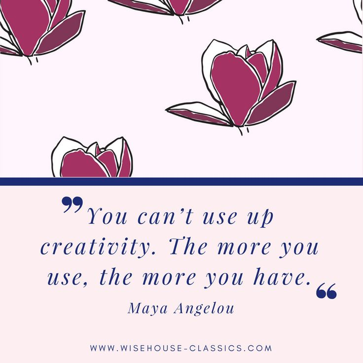 Best quotes, quotes on creativity by famous Afro-American poet and author Maya Angelou