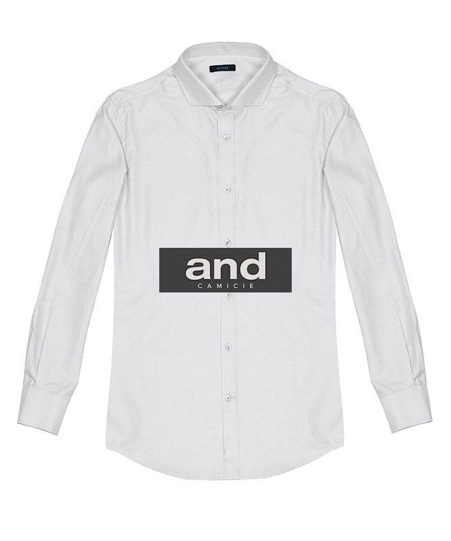 camicia bianca da uomo della collezione autunno inverno 2014/2015di  And Camicie. La trovi su www.and-camicie-store.com