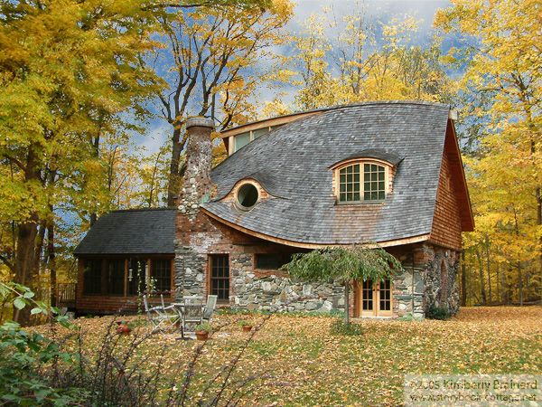 Storybook Cottage in Rhinebeck, New York