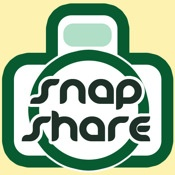 App name: Snapshare. Price: free. Category: . Updated:   Dec 30, 2010. Current Version:  1.0. Size: 2.40 MB. Language: . Seller: . Requirements: Compatible with iPhone, iPod touch, and iPad. Requires iOS 4.0 or later.. Description: Snapshare is the prime social   networking app for photo shari  ng and uploading. Make gorgeou  s photo albums, view slide sho  ws and easily share albums  lip;  .