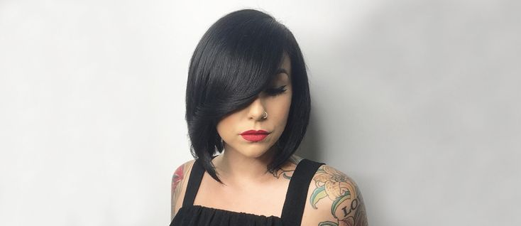 5 Ways Of Pulling Off An Inverted Bob An inverted bob also known as a graduated bob is peculiar with its longer front and shorter back  a haircut that has been in for a while already. Such haircuts can be short medium and longer. And we created a photo gallery where you can see how to rock a graduated bob.