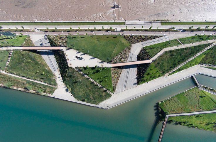 Galería de Parque Fluvial Padre Renato Poblete / Boza Arquitectos - 17