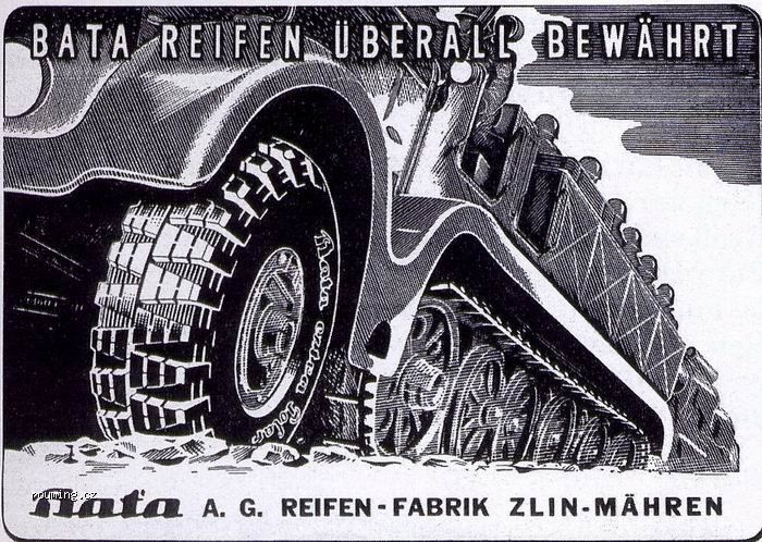 Roumenův Rouming - Zábavné a zajímavé obrázky - Bata-pneu