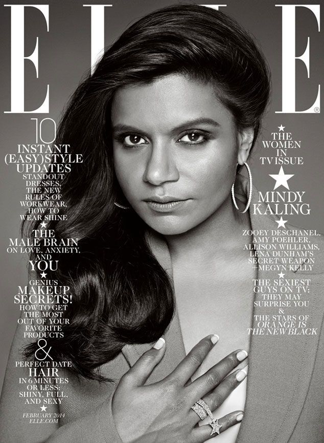 Mindy Kaling - hot, funny, smart & talented ... she is perfect!