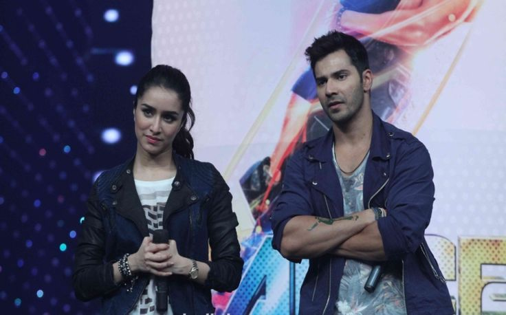 Shraddha Kapoor And Varun Dhawan Promote ABCD 2 On DID Super Moms